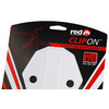 Red Cycling Products ClipOn Downtube Mudguard